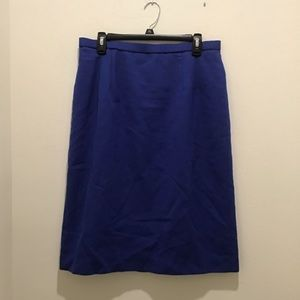 Pendleton pencil skirt, size 14, EUC